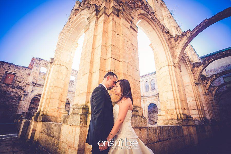 Onsurbe Fotografía Postboda Covarrubias (Burgos) - Fotógrafos bodas Madrid