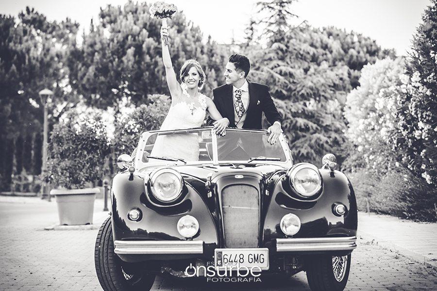 Onsurbe Fotografía boda Tania y José Carlos en la Quinta del Jarama