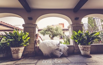 Reportaje de boda en la Quinta de Illescas, Toledo